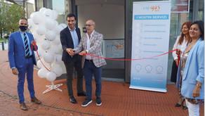 Miogas & Luce corre come Alboreto: taglio del nastro per un nuovo sportello nel Sud Milano