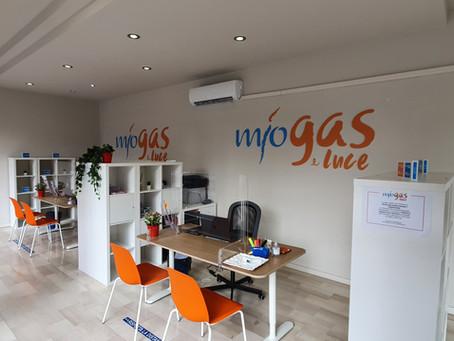Arriva la caldaia a condensazione di Miogas & Luce