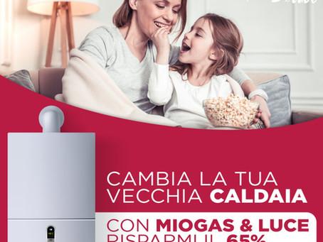 Rassegna stampa: le nuove Caldaie a Condensazione di Miogas & Luce