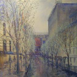 82nd Street, The Met, Spring