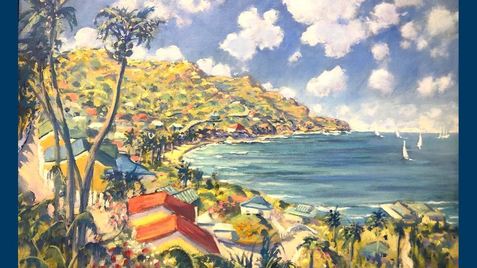 Across Lower Bay