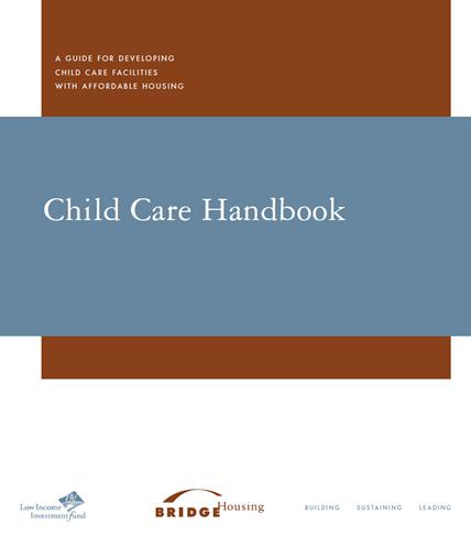 We Care: Child Care Handbook