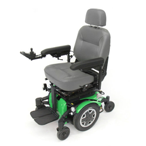 Invacare TDX SP2 HD Power Wheelchair with Captains Seat and LiNX Technology