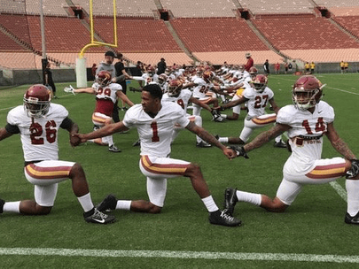 USC Player Only Practices | Summer Camp