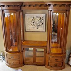 Bookcases, Display Cases & Curios