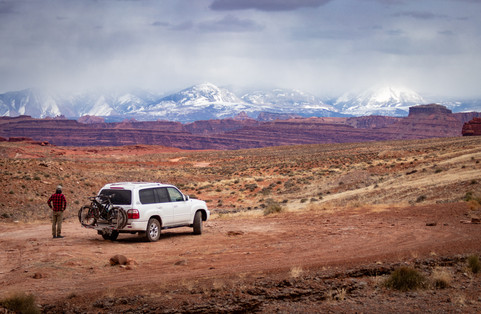 Adventure in Moab