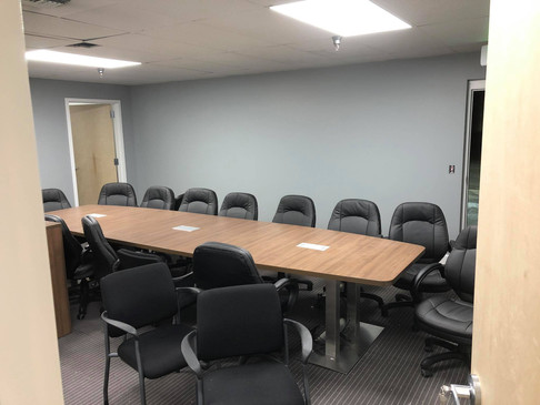 Interior Confrence room painting