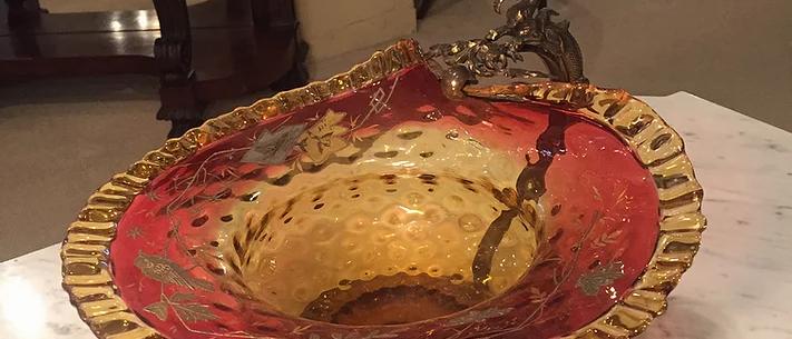 Victorian Wedding Basket