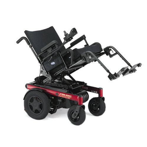 Invacare Storm Series Torque 3 Power Wheelchair - Formula CG Powered Seating