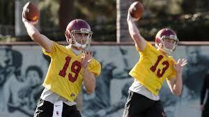 Fink and Sears USC Trojans