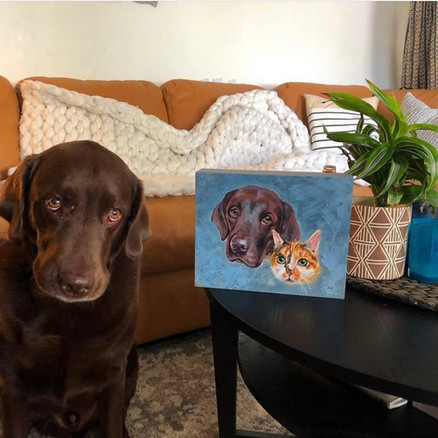 pet with painting5.jpg