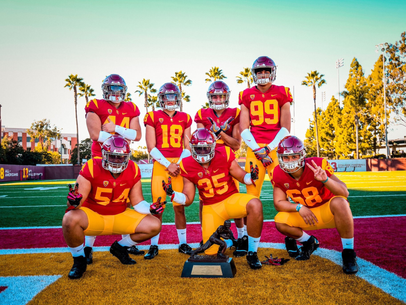 USC Spring Football   Ready or Not