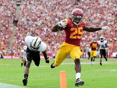 USC Game #1 | Recap