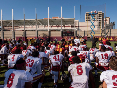 USC Football | Spring Up Next