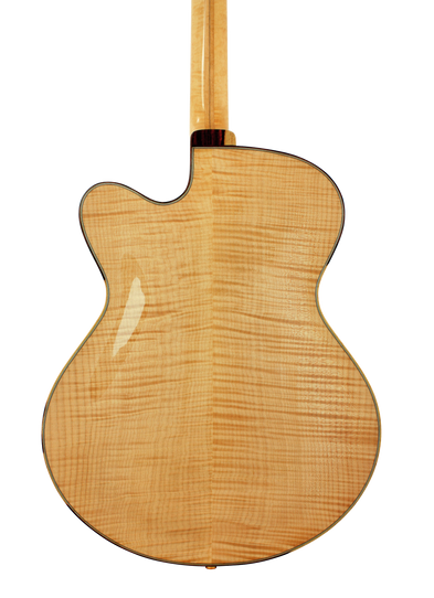 17 Blonde and Cocobolo Salutation Body B