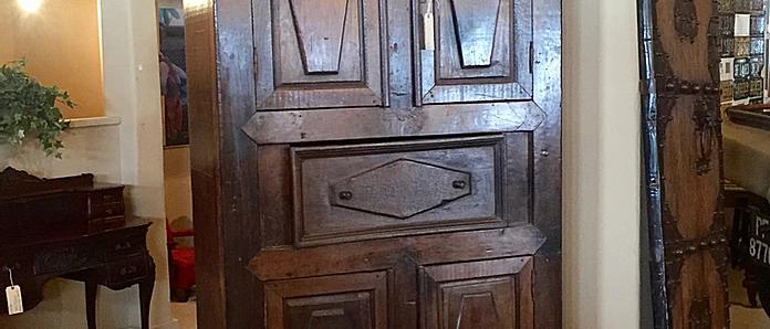 Brazilian Hardwood Cupboard