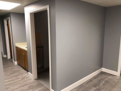 Interior Commercial repaint