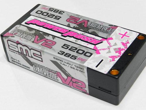 V2 2S Shorty 5200mAh 7.4V 221Gr 5mm
