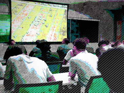 We Asked College Football Players How They Watch Film; Here's What They Said