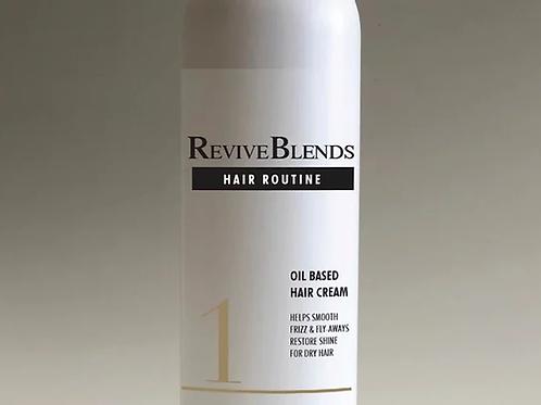 Oil Based Hair Cream