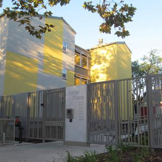 Keller Entry - image by Salazar Architec