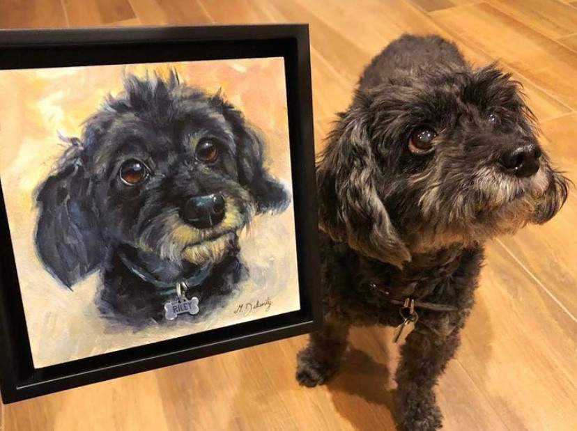 pet with painting2.jpg