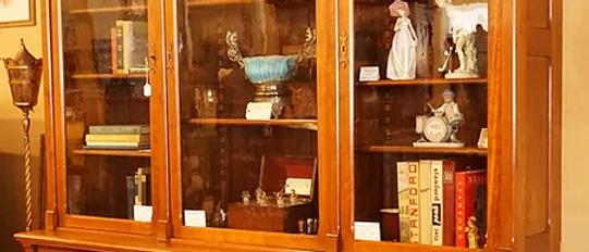 Large Walnut Bookcase