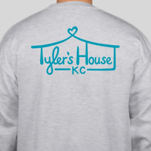 Tyler's House KC Crewneck Sweatshirt