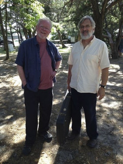 Lou & Molasses Creek's Gary Mitchell