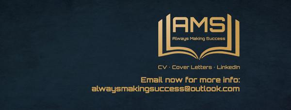 AMS Facebook banner image