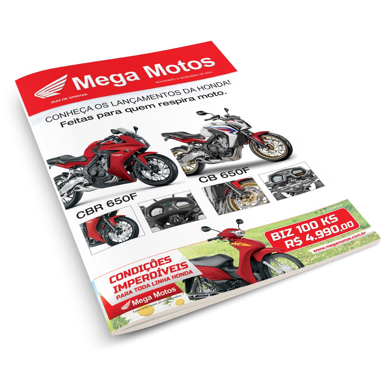 Jornal Mega Motos