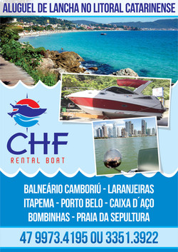 CHF Rental Boat