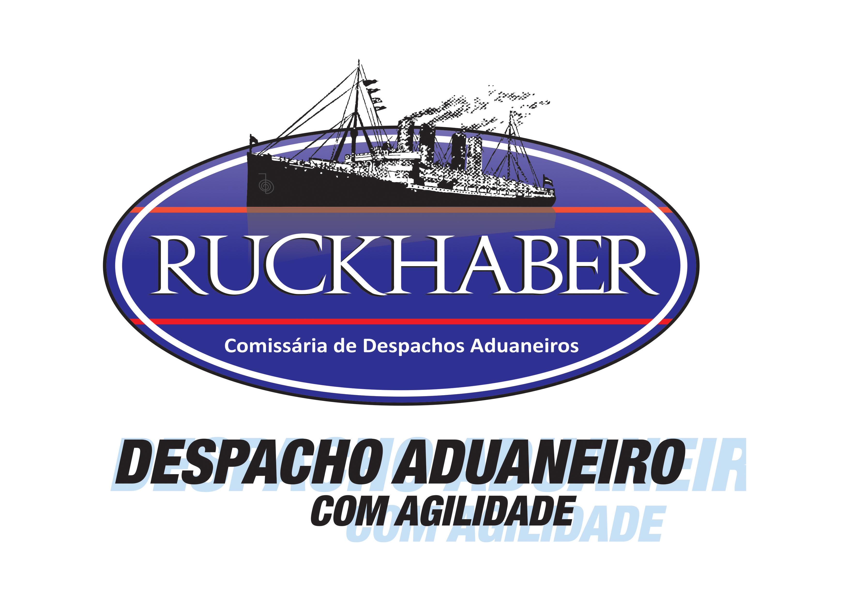 Logomarca Ruckhaber