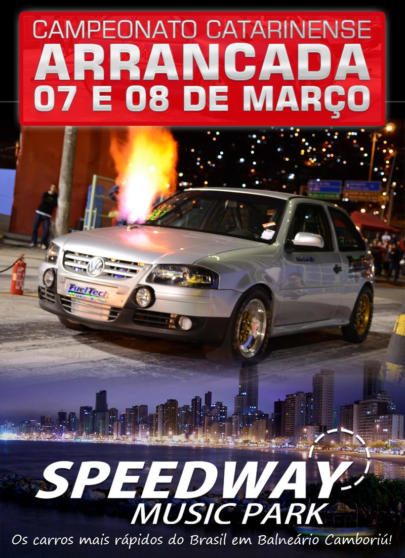 Postagem Facebook - Speedway