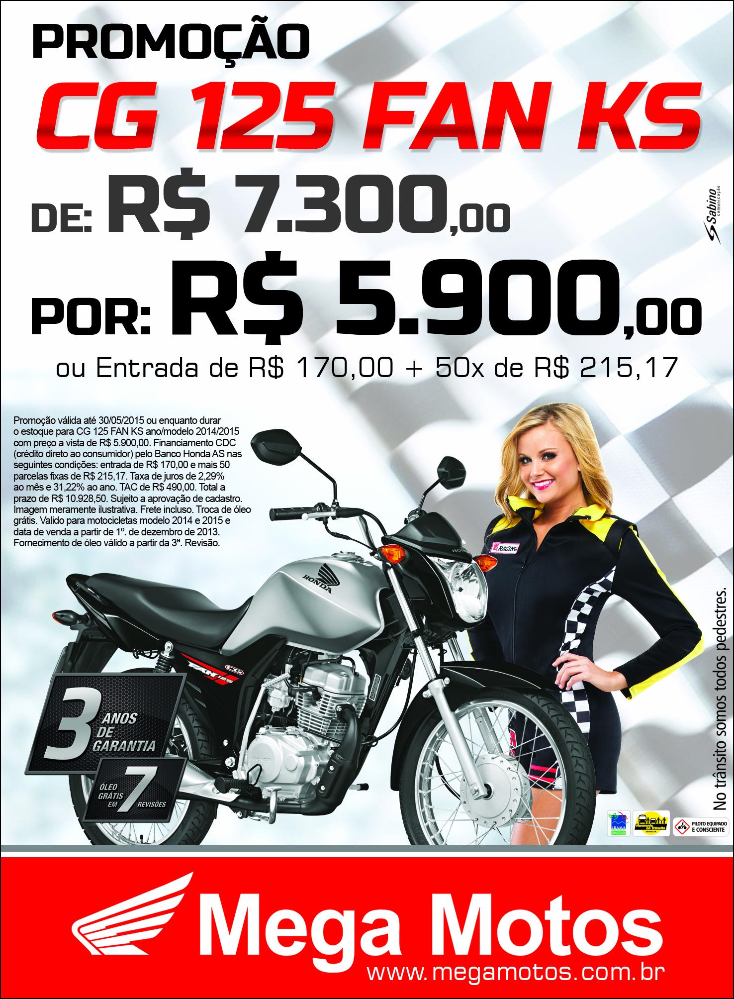 Anúncio - Mega Motos