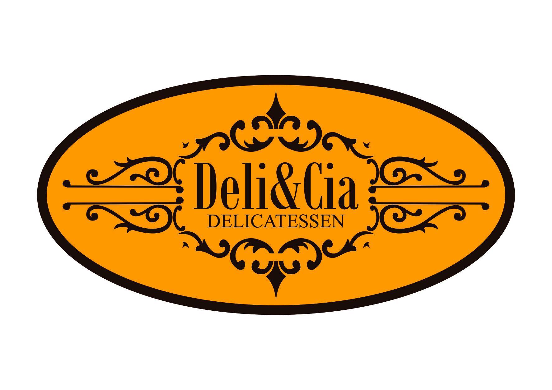 Logomarca Deli&Cia