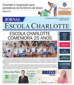 Jornal Escola Charlotte