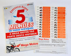 Flyer - Mega Motos