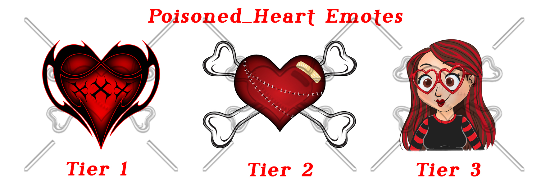 Poisoned_Heart Emotes