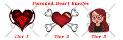 Poisoned_Heart Emotes