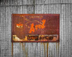Rust Sign