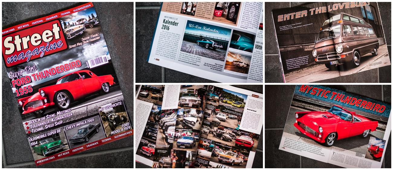 Street Magazine - Ausgabe 6/2015