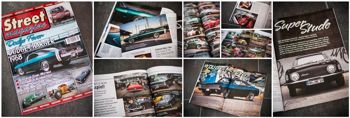 Street Magazine - Ausgabe 5/2015