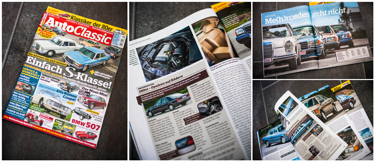 AutoClassic - Ausgabe 5/2015