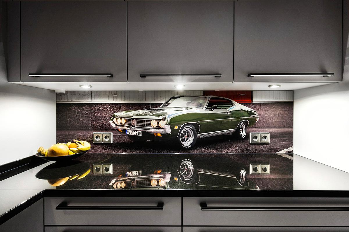 Küchenrückwand Ford Torino