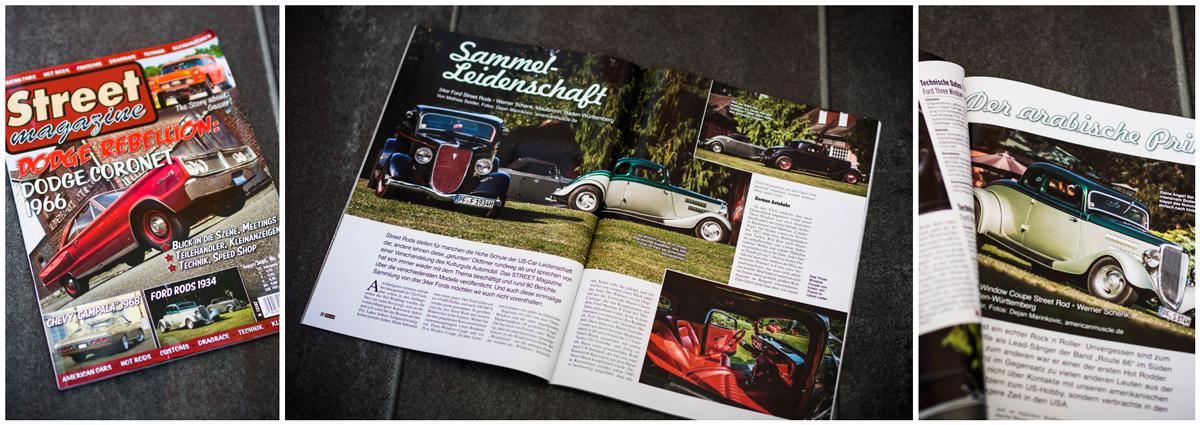 Street Magazine - Ausgabe 4/2015