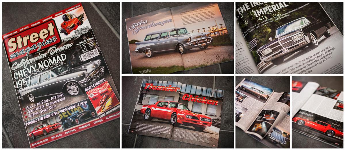 Street Magazine - Ausgabe 1/2015