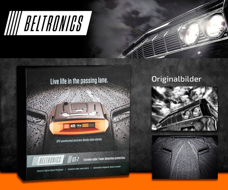 Beltronics GT-7 Radarwarner