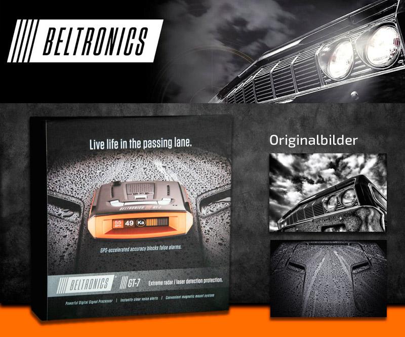 Beltronics GT-7 Radarwarner