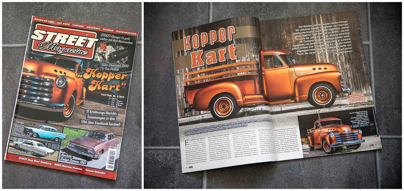 Street Magazine - Ausgabe 4/2019